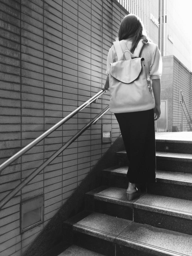 スクラップブック 有楽町マルイ リュックサック ポンタタ ビジネスバック PCポケット
