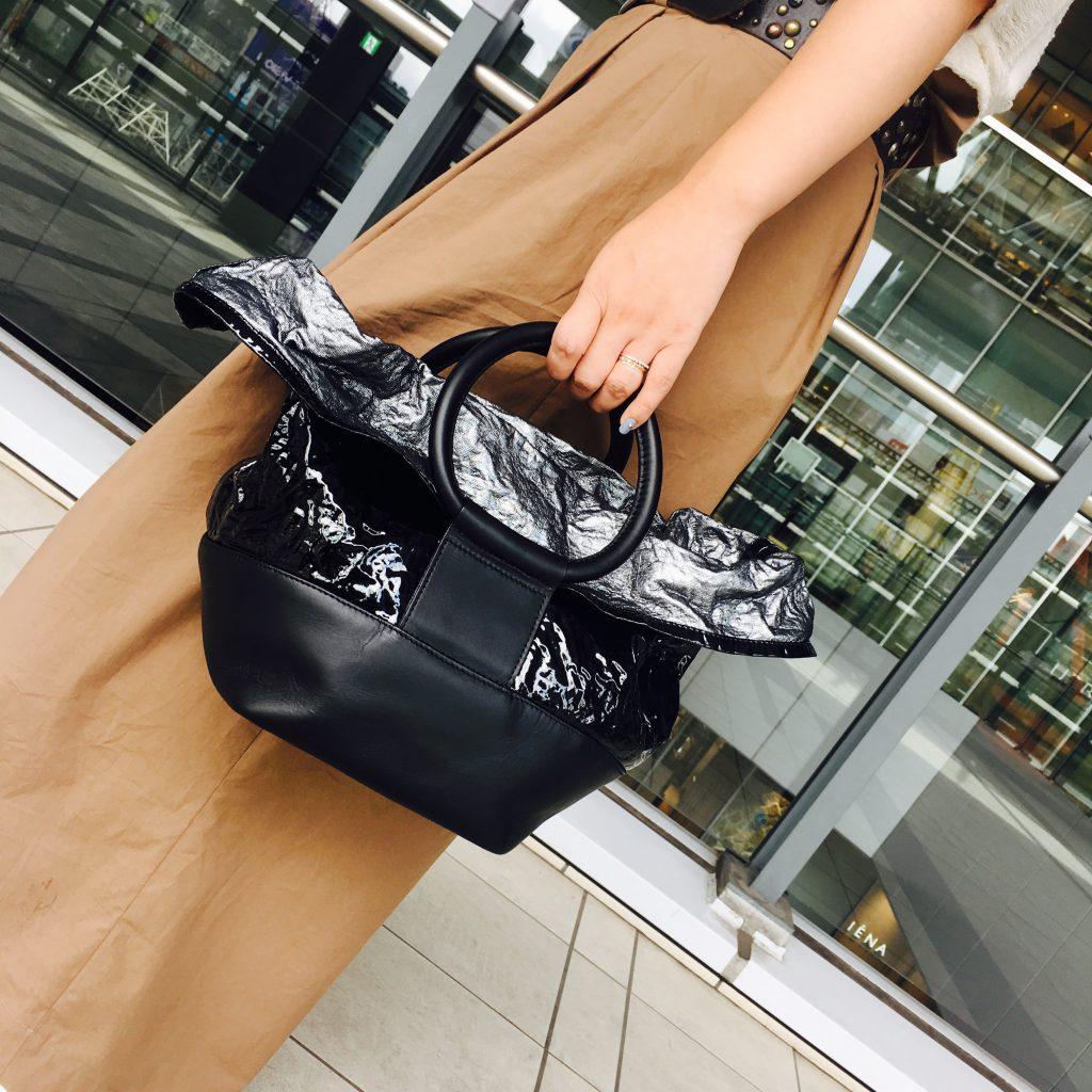 スクラップブック 渋谷 イコット bag バッグ トートバッグ ハンドバッグ 新作
