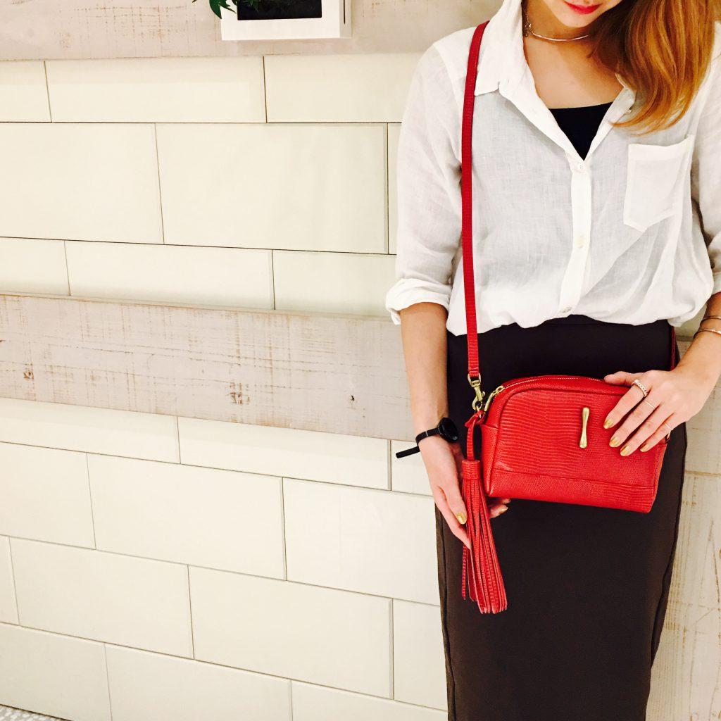 スクラップブック 渋谷 ヒカリエ トフ&ロードストーン ショルダーバッグ バッグ bag ポシェットショルダー 新作