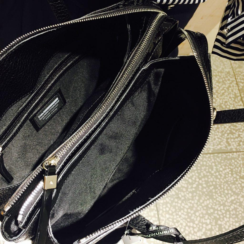 スクラップブック 渋谷 ジャンニキャリーニ トートバッグ ハンドバッグ