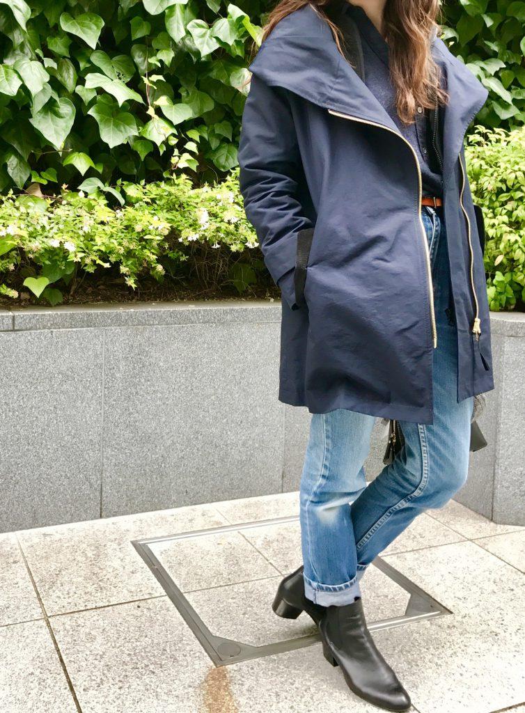 スクラップブック アトネック scrapBook atneK 有楽町マルイ スリック SRIC アウター コート coat outer