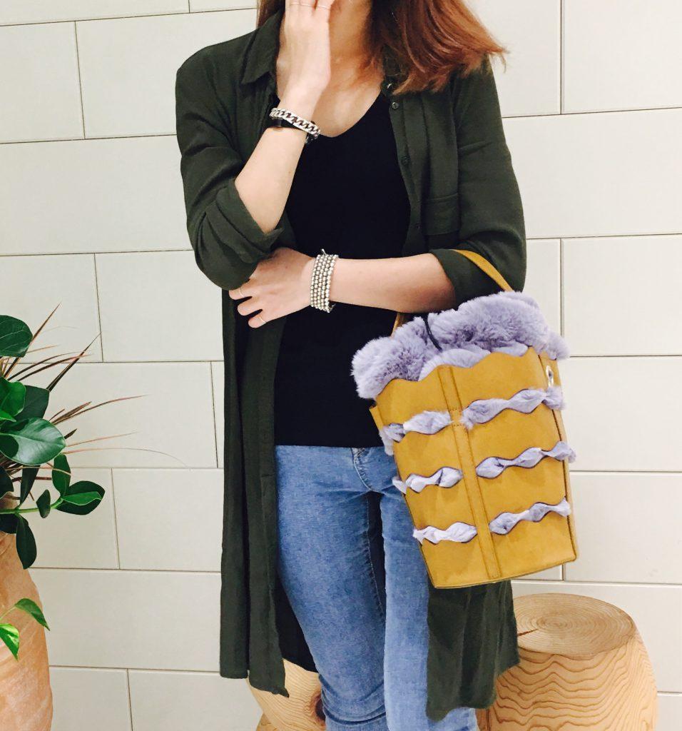 スクラップブック 渋谷 バッグ bag キャセリーニ ハンドバッグ
