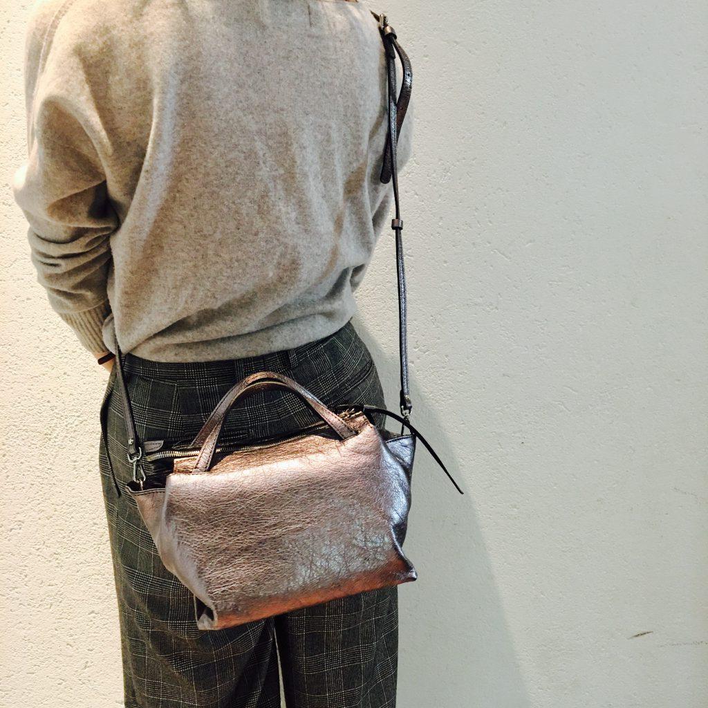 スクラップブック 渋谷 ジャンニキャリーニ バッグ ハンドバッグ ショルダーバッグ