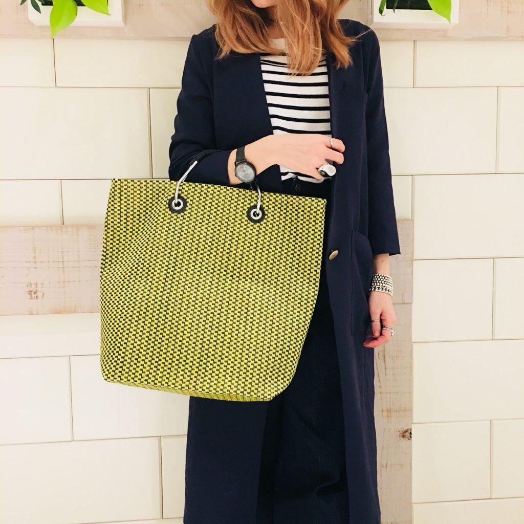スクラップブック 渋谷 ヒカリエ bag バッグ トートバッグ サマーバッグ