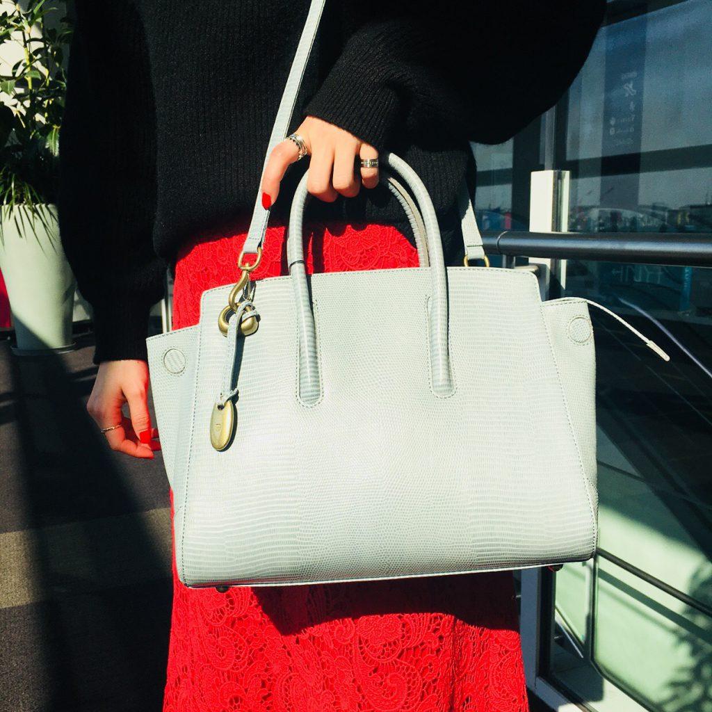 スクラップブック 渋谷 ヒカリエ トフ&ロードストーン バッグ bag ジョリーバッグ A4