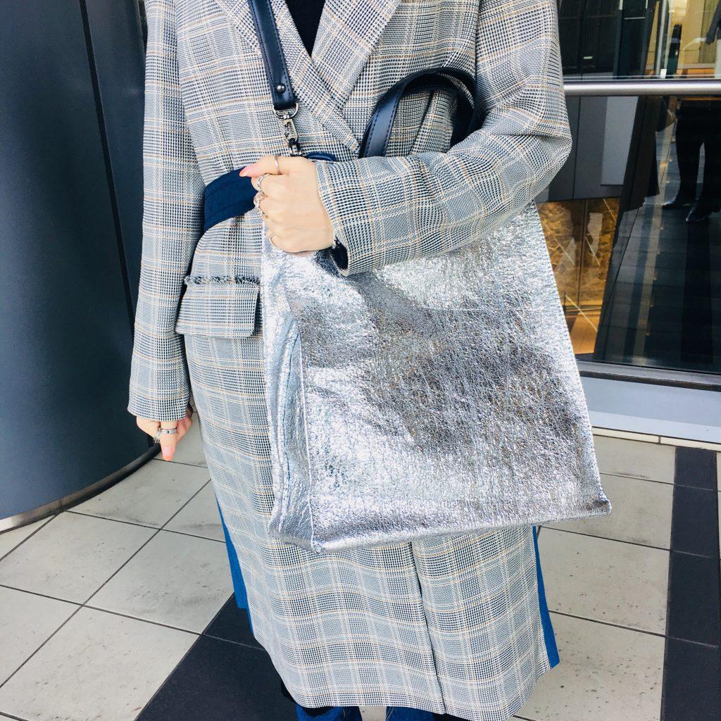 スクラップブック 渋谷 ヒカリエ バッグ bag トートバッグ ショルダーバッグ クラッチバッグ