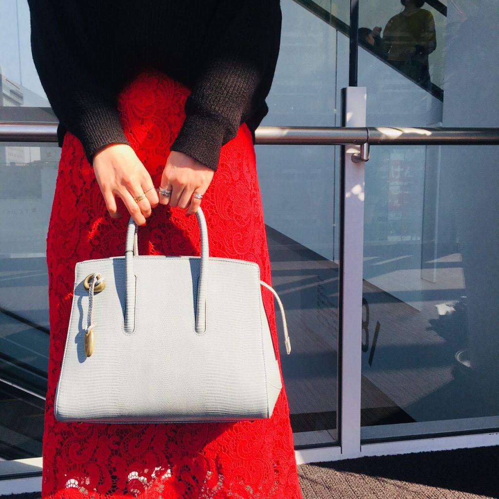 スクラップブック渋谷 ヒカリエ バッグ bag トフ&ロードストーン 新作 bag ハンドバッグ ジョリーバッグ