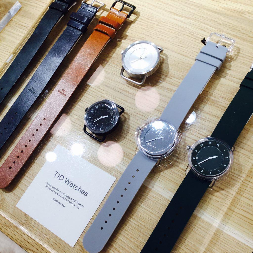 Scrap Book スクラップ ブック TID watch 時計