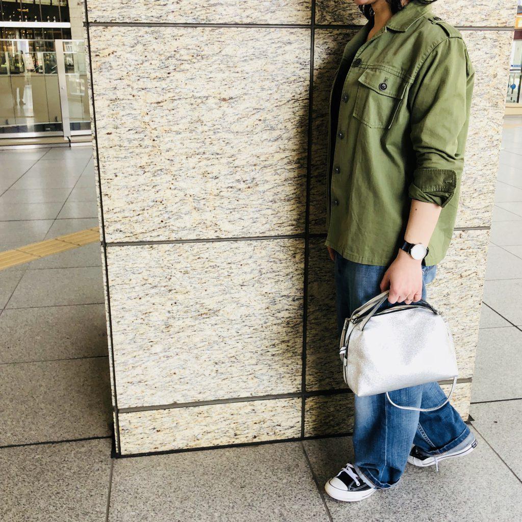 Scrap Book スクラップブックGIANNI CHIARINI ジャンニキャリーニ simple shoulder bag シンプルショルダーバッグ