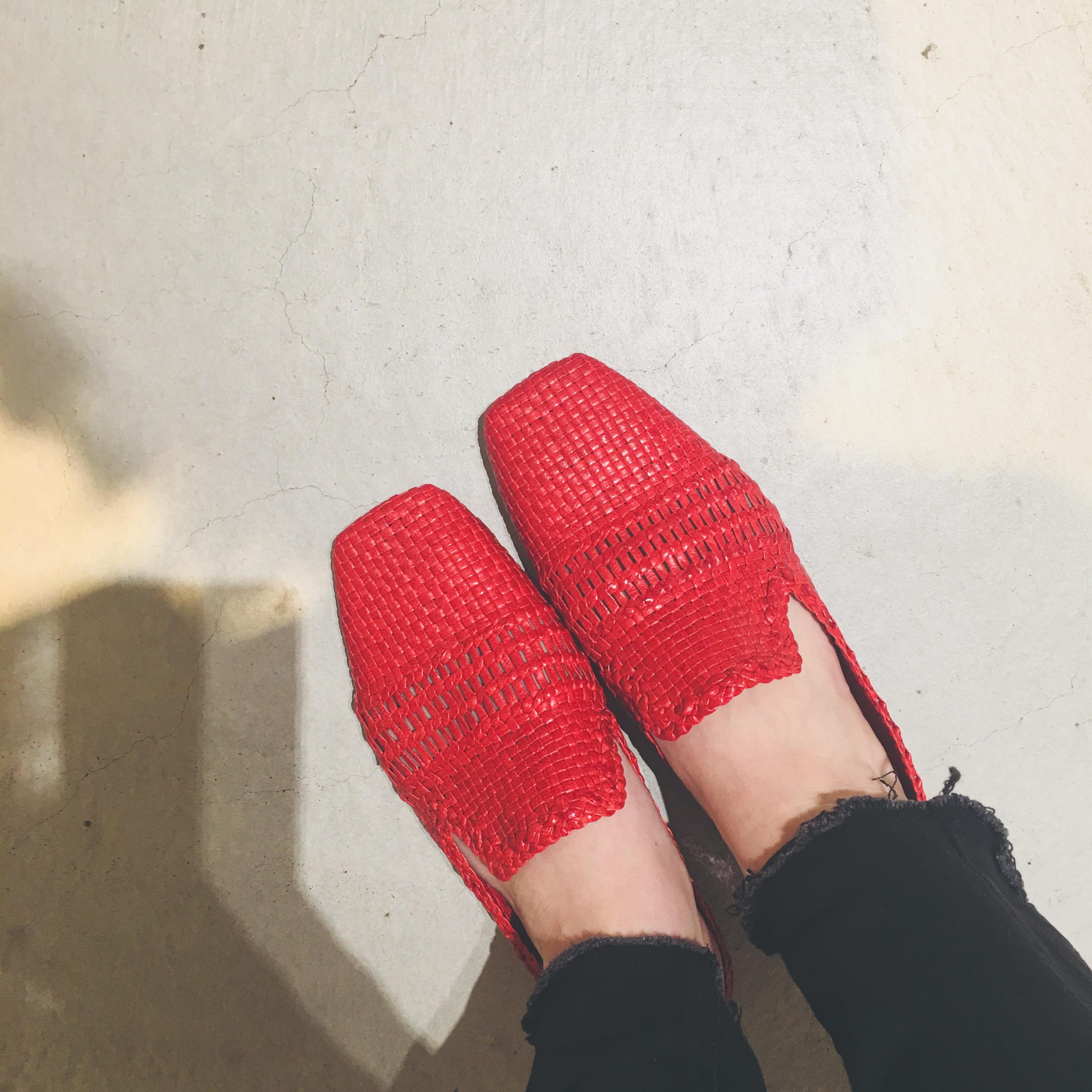 スクラップブック 渋谷 ヒカリエ shoes シューズ 靴 スリッポン ファビオルスコーニ 新作