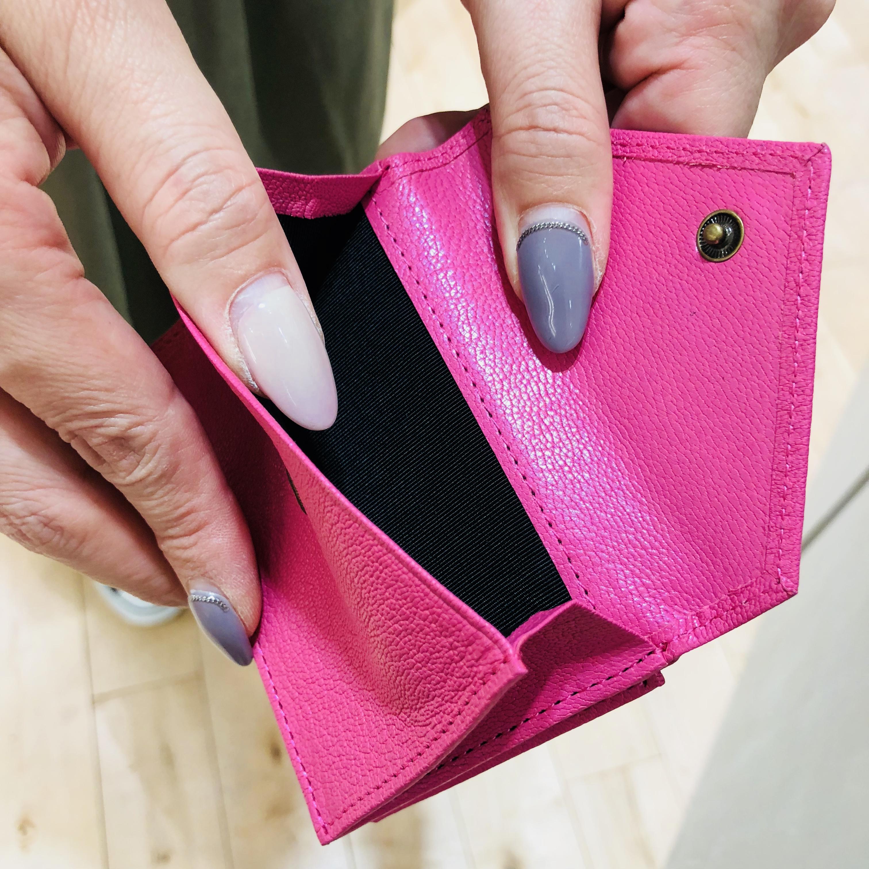 Scrap Book スクラップブック Wallet 財布