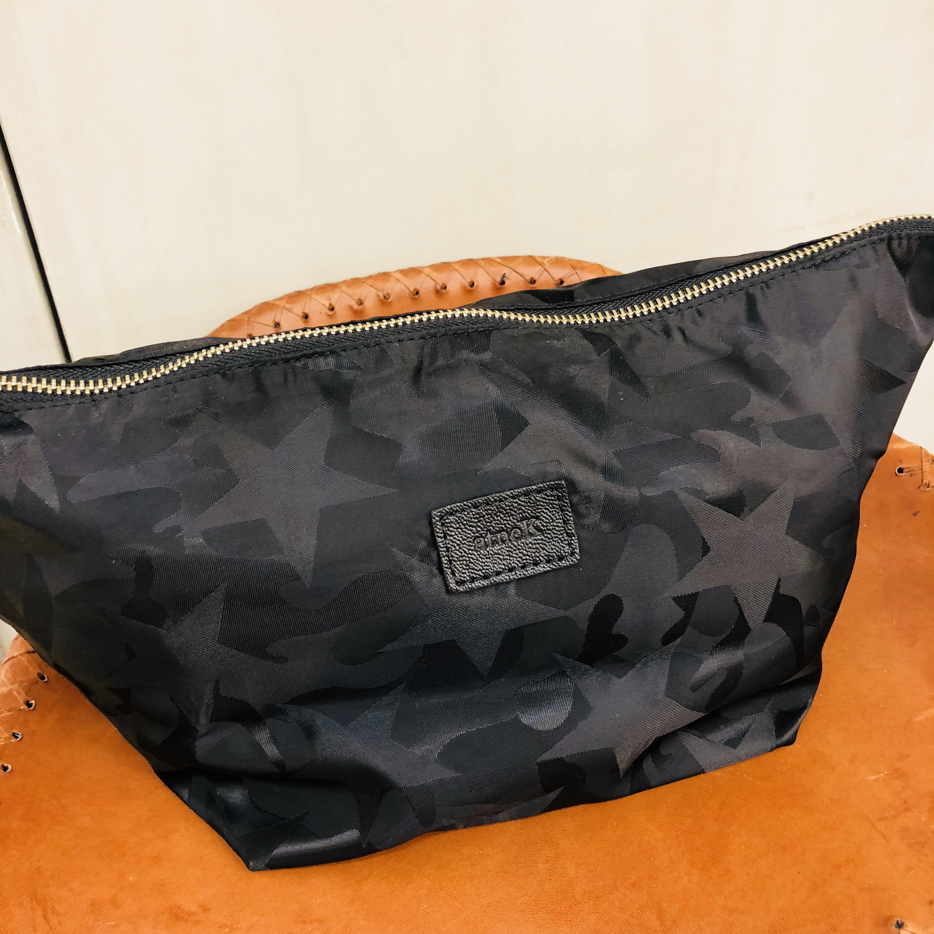 Scrap Book スクラップブック atneK アトネック leather bag レザーバッグ
