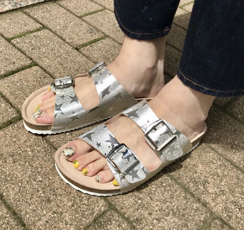 Penelope Collection Scrap Book  ペネロペコレクション スクラップブック 有楽町マルイ 可愛い スターサンダル starsandal スペイン製 可愛い 歩き易い靴