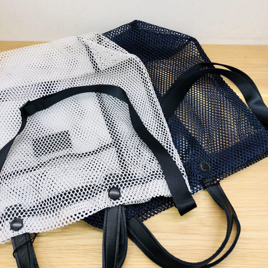 Scrap Book スクラップブック SYNG シング mesh bag メッシュバッグ