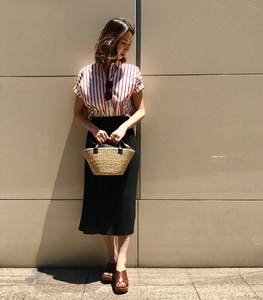 ikot Scrap Book イコット スクラップブック 有楽町マルイ 可愛い フィリピン 籠バッグ basketbag ビニール×レザーバッグ インバッグ付き 牛革