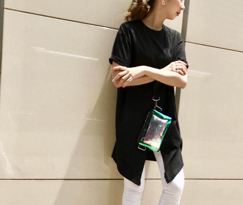 Scrap Book 日本ブランド スクラップブック 有楽町マルイ 可愛い vinyl bag ミニバッグ クラッチバッグ crutch bag 透明 ポーチ付きバッグ 斜め掛けショルダー クラッチショルダー