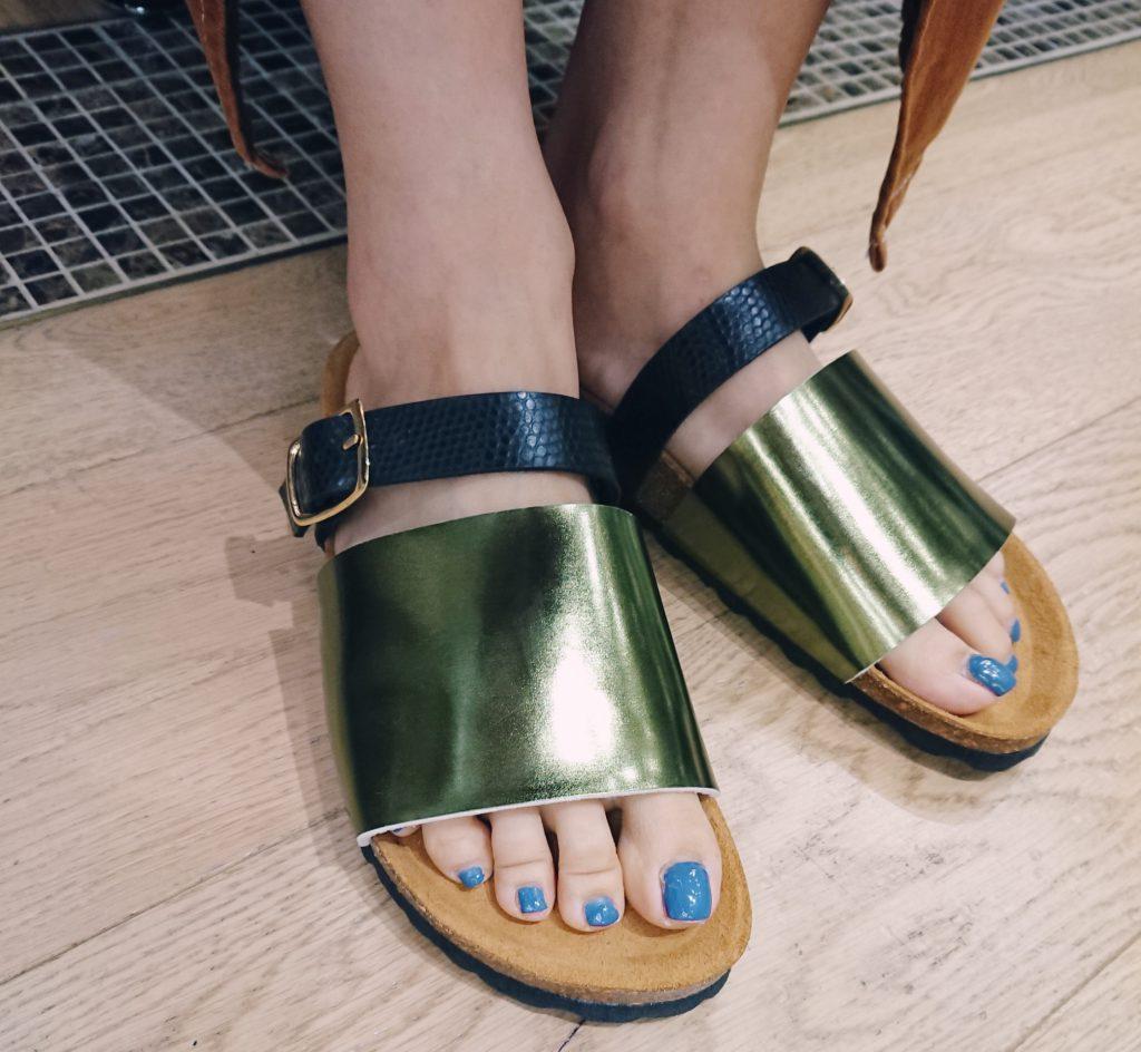 渋谷 渋谷ヒカリエShinQs スクラップブック スクラップブック渋谷ブログ ScrapBook ScrapBook渋谷 sandal サンダル プラクトン PLAKTON スペイン コンフォートサンダル 履きやすい 軽量 個性的