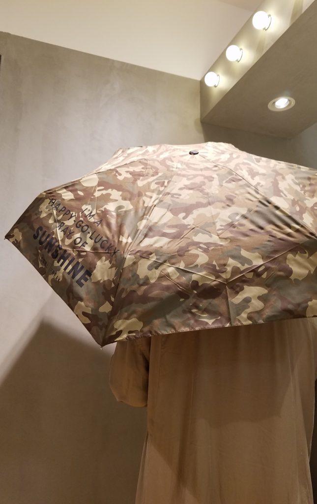 スクラップブック Scrap Book 池袋 東武  折り畳み傘 可愛い キャセリーニ 軽い Casselini