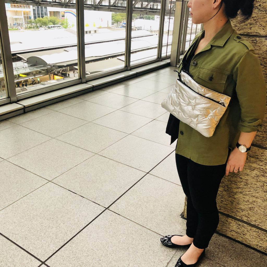 Scrap Book スクラップブック metal bag メタルバッグ shoulder bag ショルダーバッグ