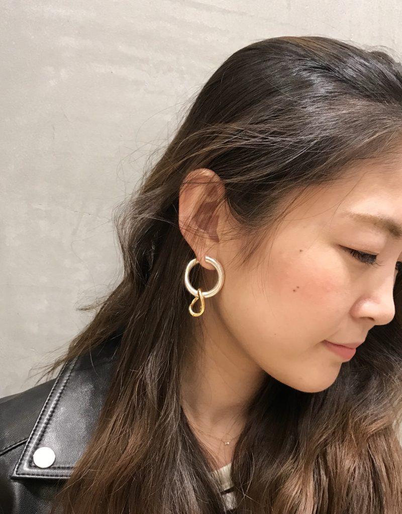 Sea'ds mara Scrap Book スクラップブック シーズマーラ 有楽町マルイ 可愛い 日本製 日本ブランド 真鍮 加工 チタン ゴールド シルバー アクセサリー accessory