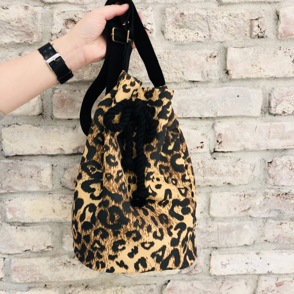 Scrap Book スクラップブック leopard レオパード bag バッグ