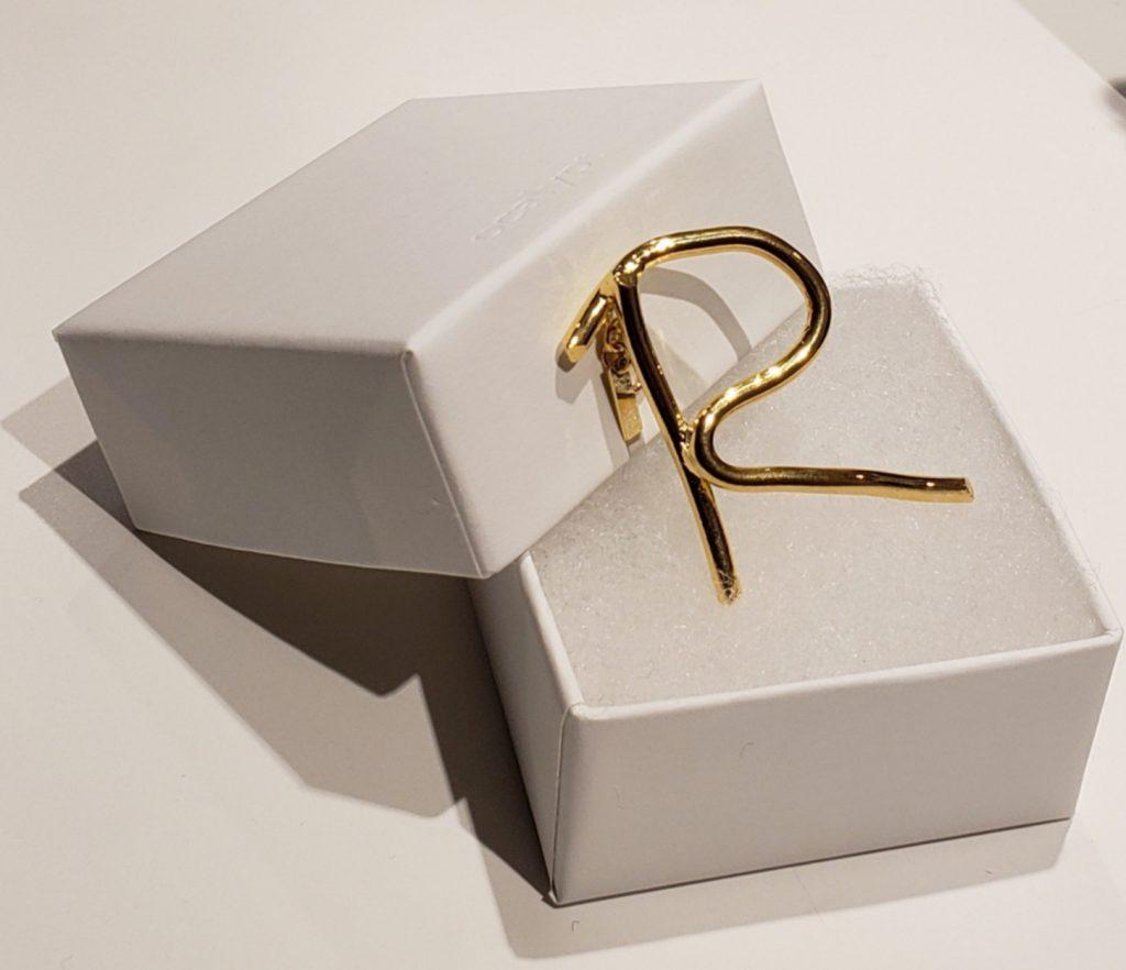 Scrap Book スクラップブック 池袋 東武 ユーカリプト ucalypt  チャーム イニシャル ギフト プレゼント 可愛い