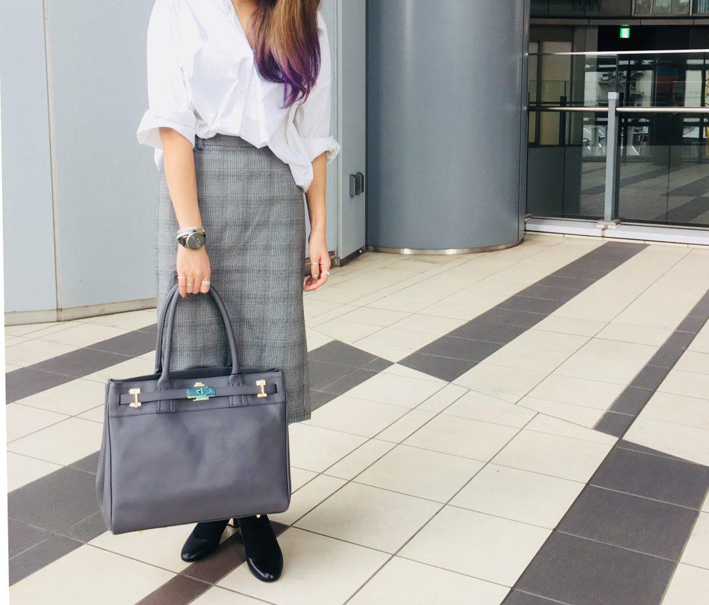 スクラップブック 渋谷 ヒカリエ バッグ bag 大きめ M.U.L エムユーエル 仕事用 通勤用 オールレザー トートバッグ