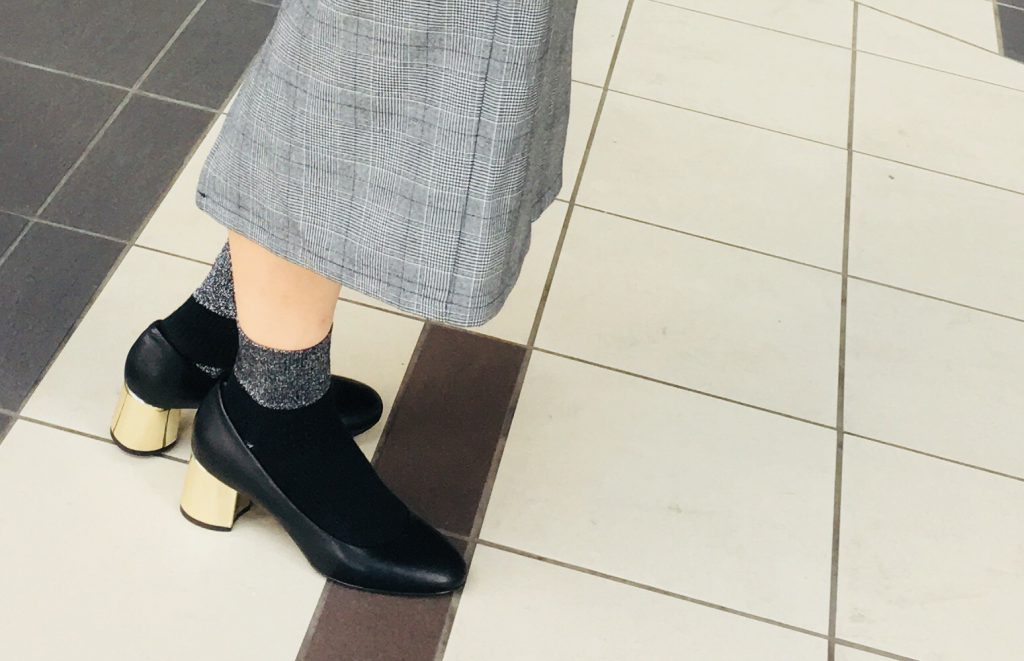 スクラップブック 渋谷 ヒカリエ shoes シューズ パンプス pumps ファビオルスコーニ