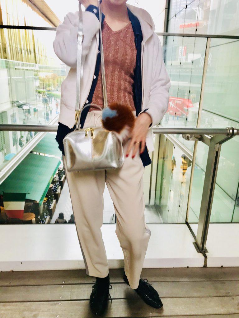 TOV Scrap Book スクラップブック トーヴ 有楽町マルイ 可愛い metallic bag 牛革 ハンドバッグ スクエアバッグ 2wayバッグ 肩掛けショルダー 斜め掛けショルダー 日本ブランド