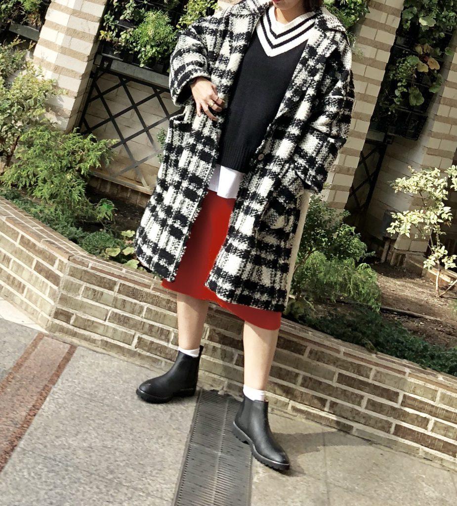 スクラップブック scrapbook  池袋東武可愛い カワイイ 可愛い おしゃれ お洒落  リーズナブル コート coat ハルズアミ ウール