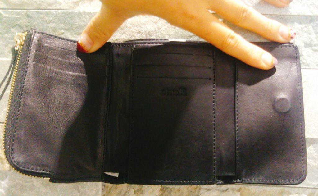 スクラップブック scrapbook 可愛い サイフ wallet