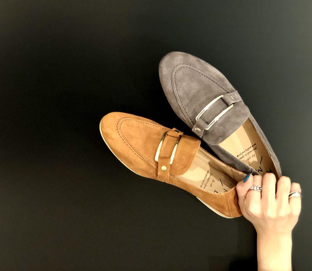 スクラップブック scrapbook 池袋東武セレクトショップ 可愛い カワイイ 可愛い 靴 くつ シューズ ローファー バブーシュ フラット