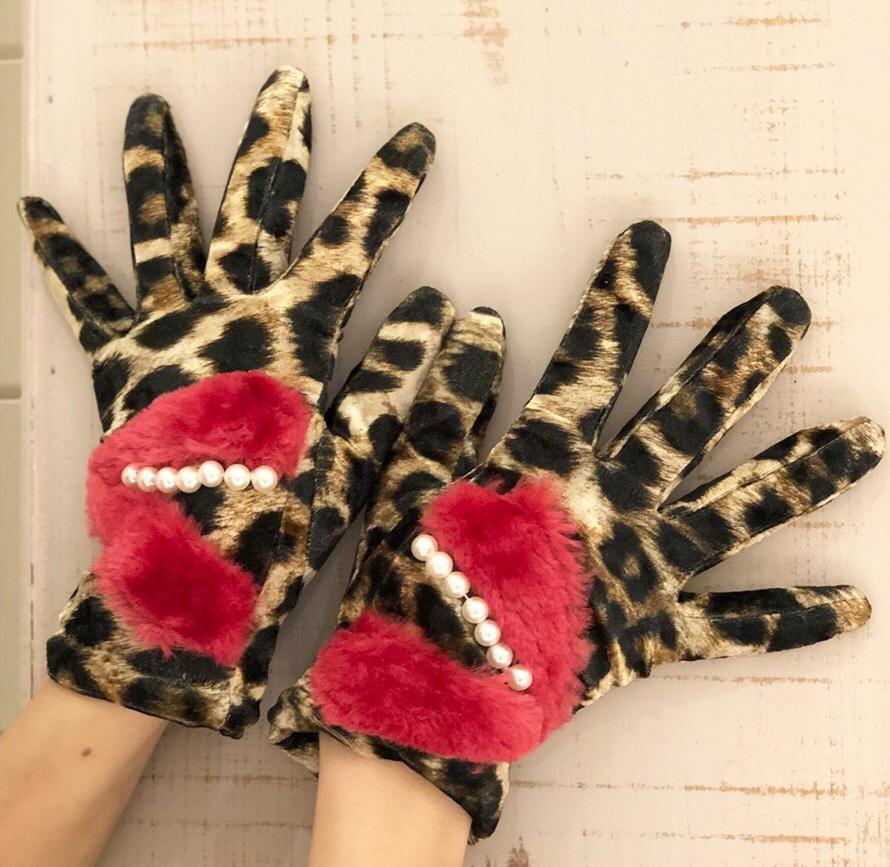 スクラップブック 渋谷 キャセリーニ 手袋 globe グローブ ギフト プレゼント クリスマス