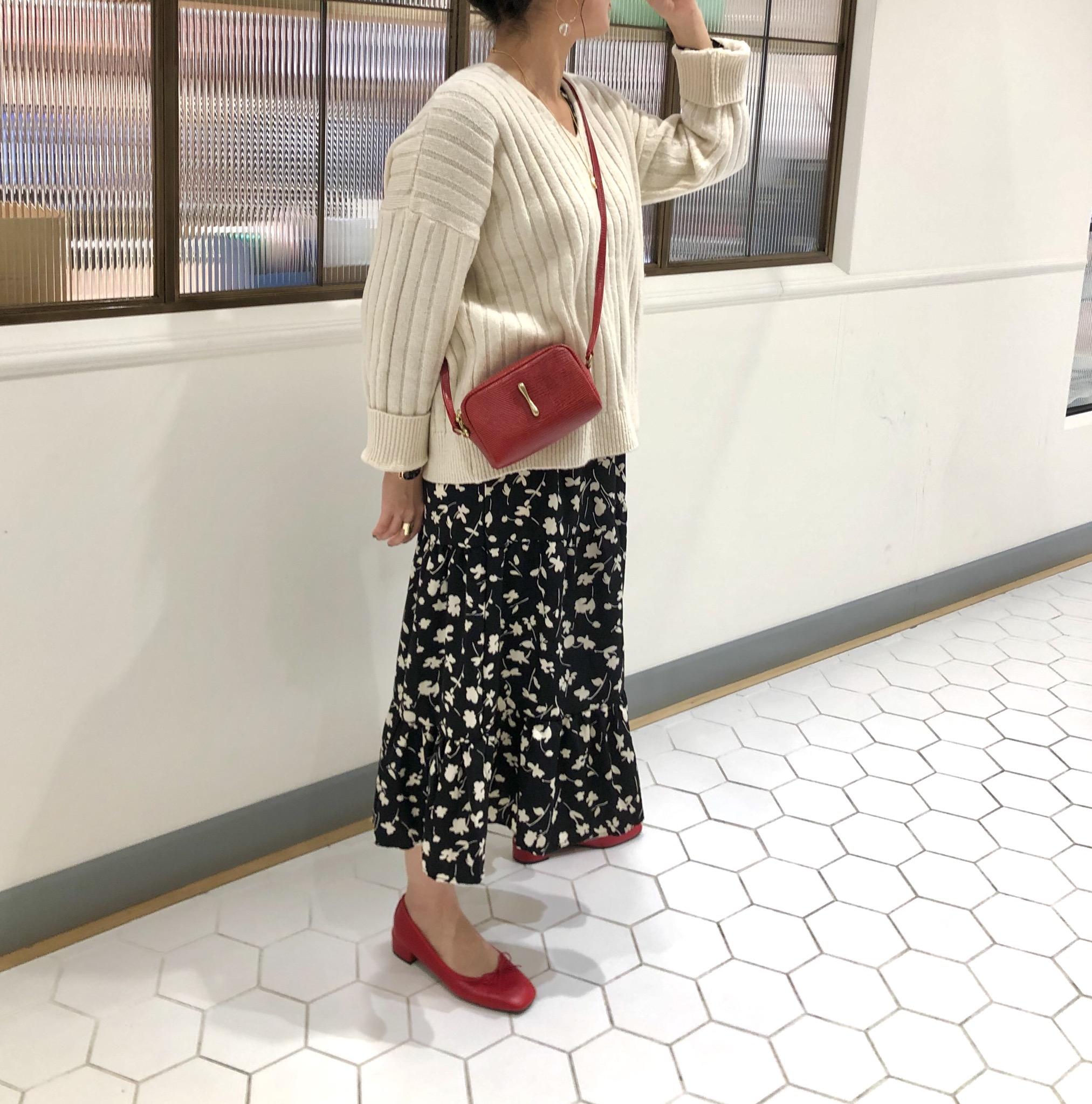 スクラップブック ScrapBook scrapbook 池袋東武セレクトショップ 可愛い カワイイ 可愛い カバン 鞄 バッグ おしゃれ 使いやす TOFF&LOADSTONE トフ&ロードストーン