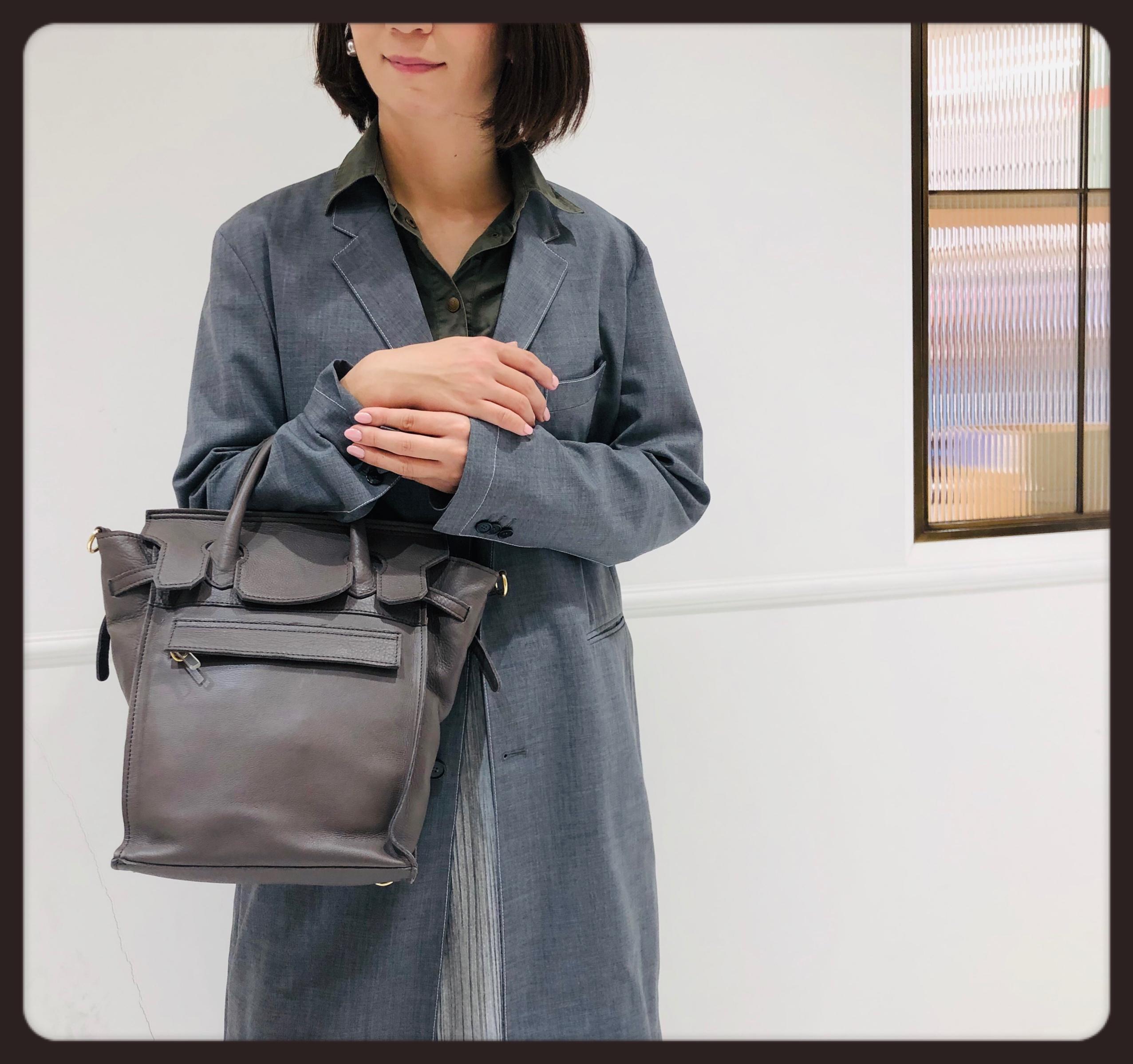 スクラップブック scrapbook 池袋東武可愛い カワイイ 可愛い カバン 鞄 バック バッグ おしゃれ お洒落 使いやすい POMTATA ポンタタ グローブレザー
