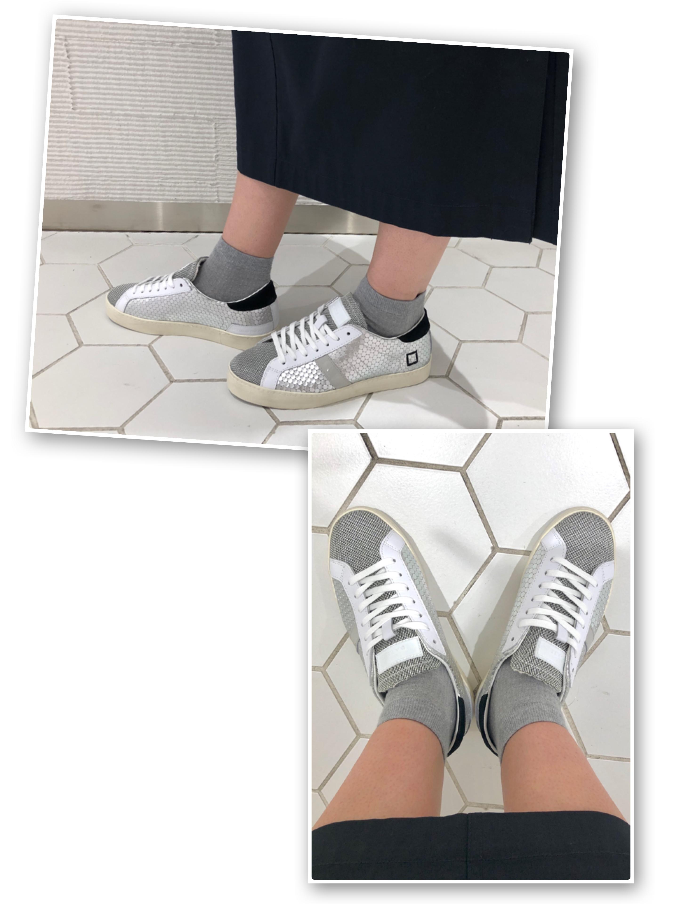 スクラップブック scrapbook  Scrap Book 池袋東武 セレクトショップ 可愛い カワイイ かわいい お洒落 オシャレ おしゃれ 靴 シューズ  履きやすい 日本製  スニーカー D.A.T.E.