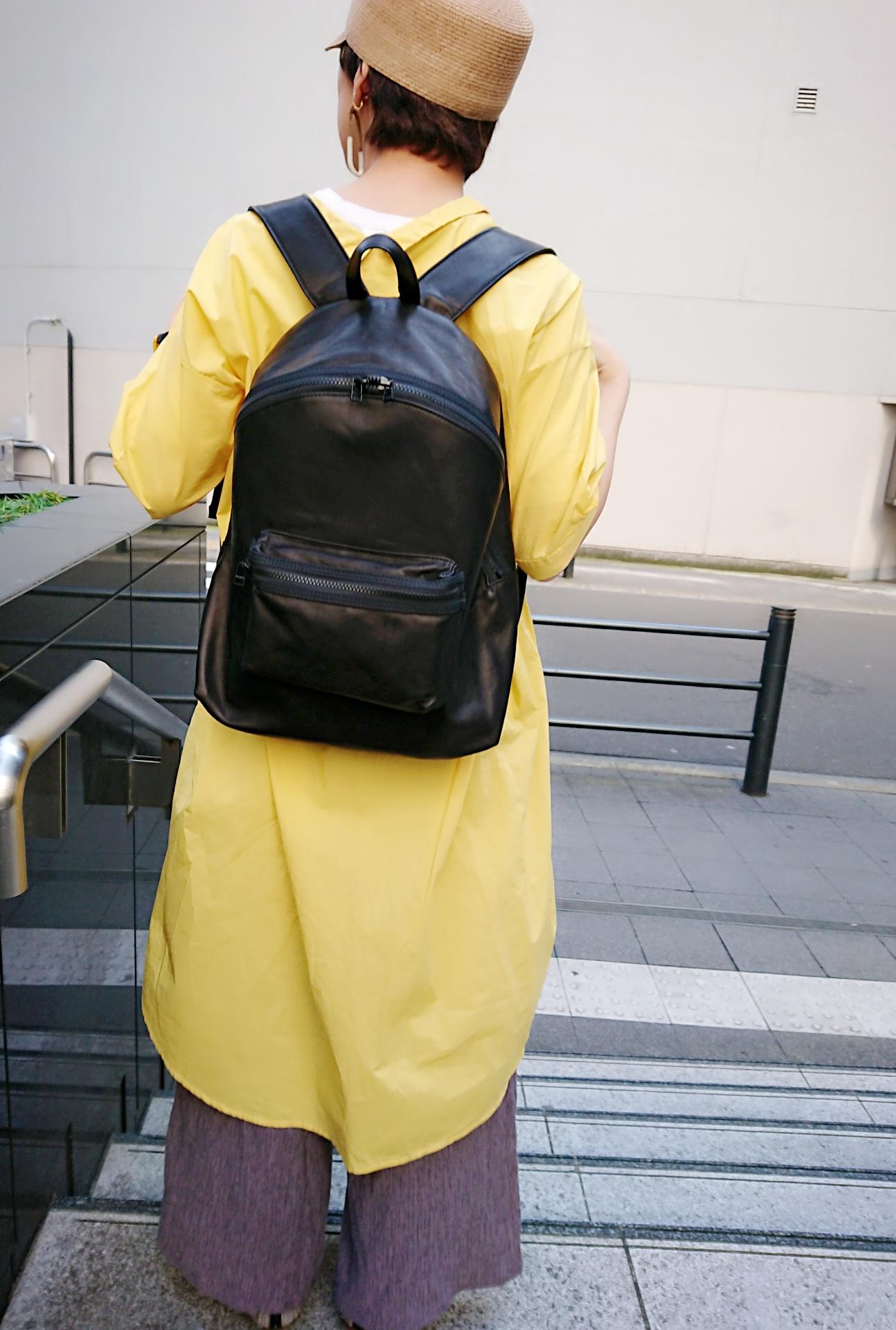 スクラップブック スクラップブック渋谷 スクラップブック渋谷ブログ スクラップブックヒカリエ ScrapBook ScrapBook渋谷 スクラップブックバック スクラップブックアクセサリー スクラップブックポンタタ セレクトショップ 馬革 リュックサック バックパック メンズライク トレンド レザー レザーバック 軽量 丈夫 艶