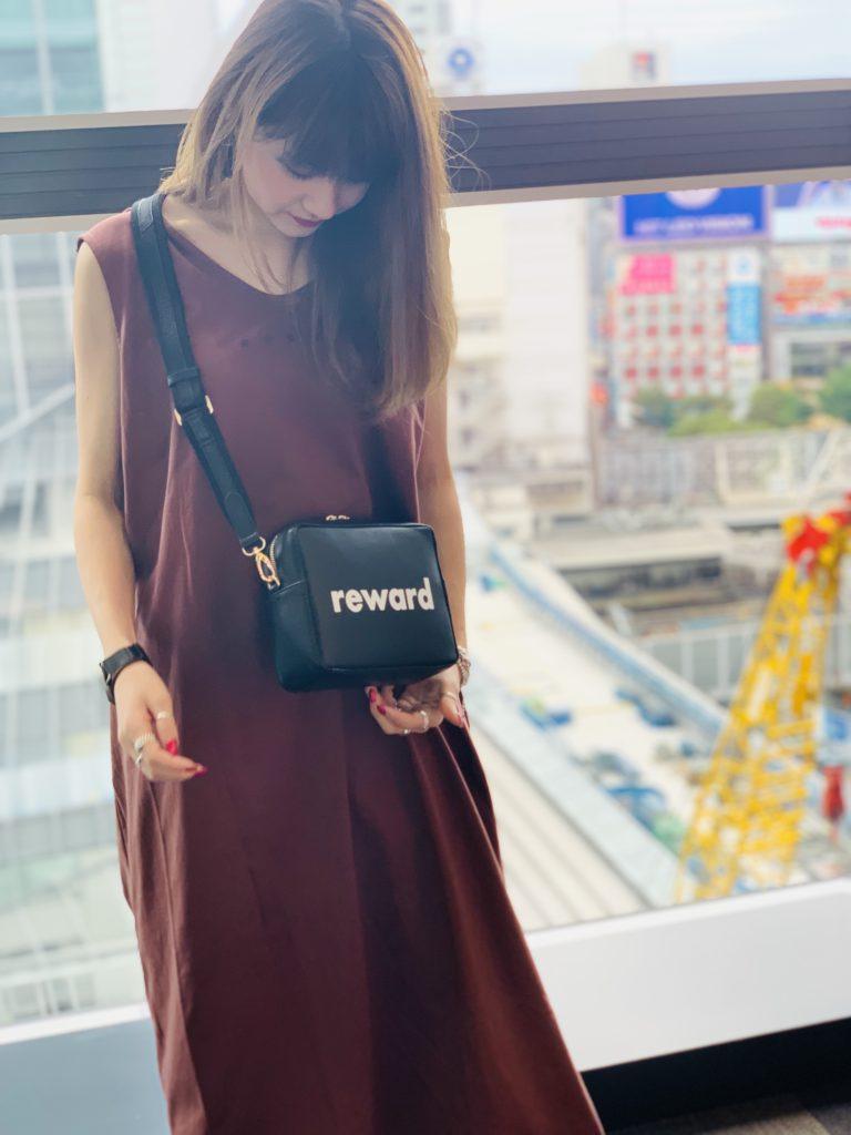 スクラップブック 渋谷 ヒカリエ bag バッグ イントキシック intoxc. ショルダーバッグ