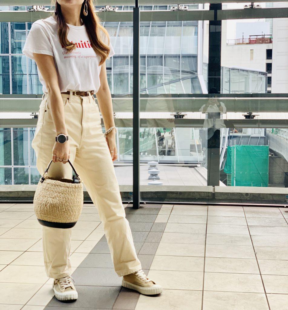 スクラップブック 渋谷  ヒカリエ bag バッグ かごバッグ キャセリーニ CASSELINI サマーバッグ