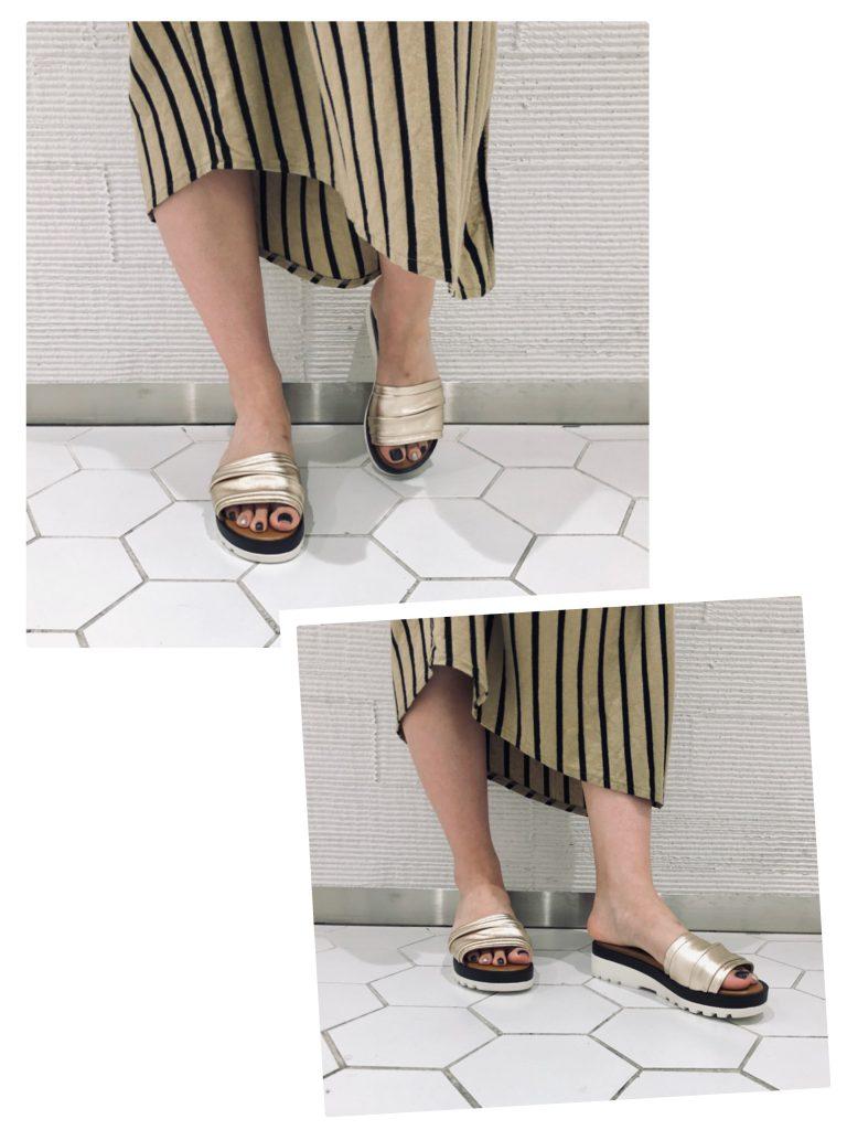 スクラップブック scrapbook Scrap Book 池袋東武 セレクトショップ 可愛い カワイイ かわいい お洒落 オシャレ おしゃれ 靴 シューズ サンダル 履きやすい 日本製