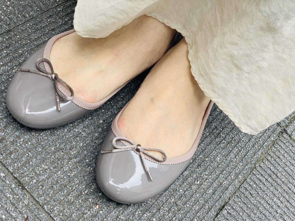 スクラップブック 渋谷 ヒカリエ shoes シューズ レイニーシューズ 雨用 雨靴 パンプス テンプレート TEMPLATE
