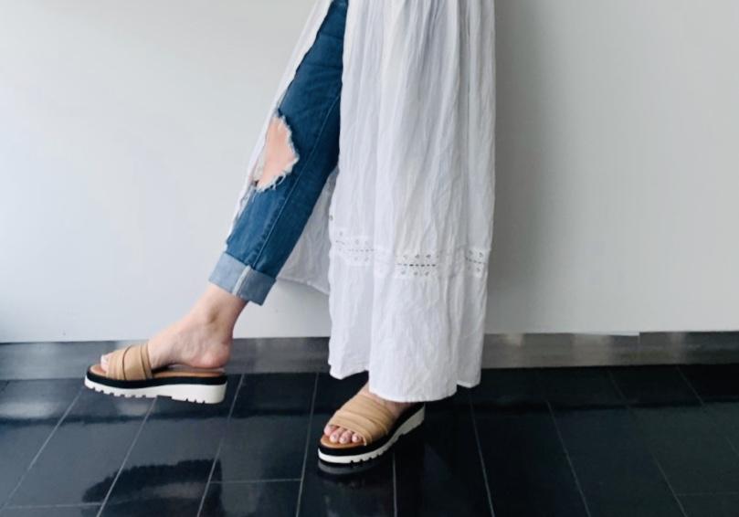 ScrapBook original sandal atneK by Scrap Book スクラップブック アトネック 有楽町マルイ 可愛い レザーサンダル leather sandal 柔らかい革 羊革 ラムレザー クッションしっかり 日本製 履きやすいサンダル ベージュ ブラック ゴールド