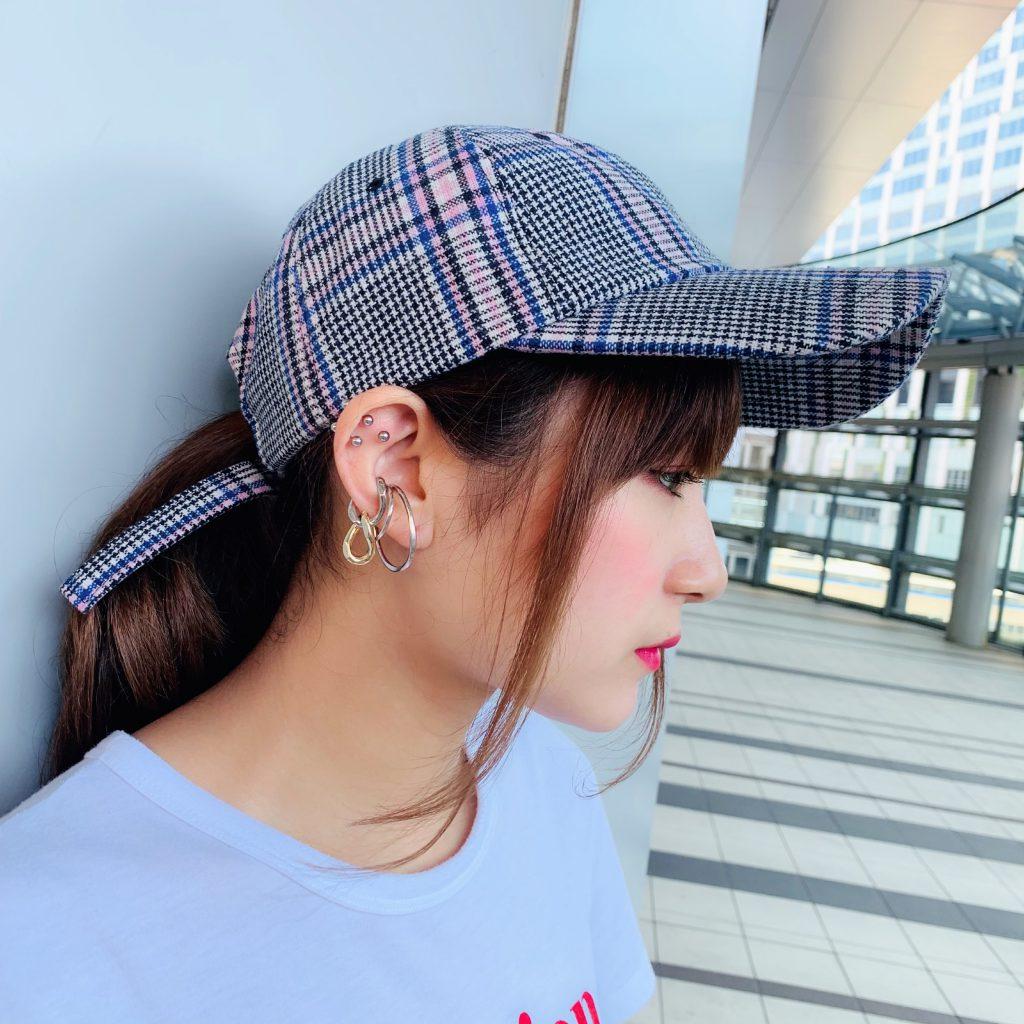 スクラップブック 渋谷 ヒカリエ accessory アクセサリー イヤカフ プレゼント ギフト