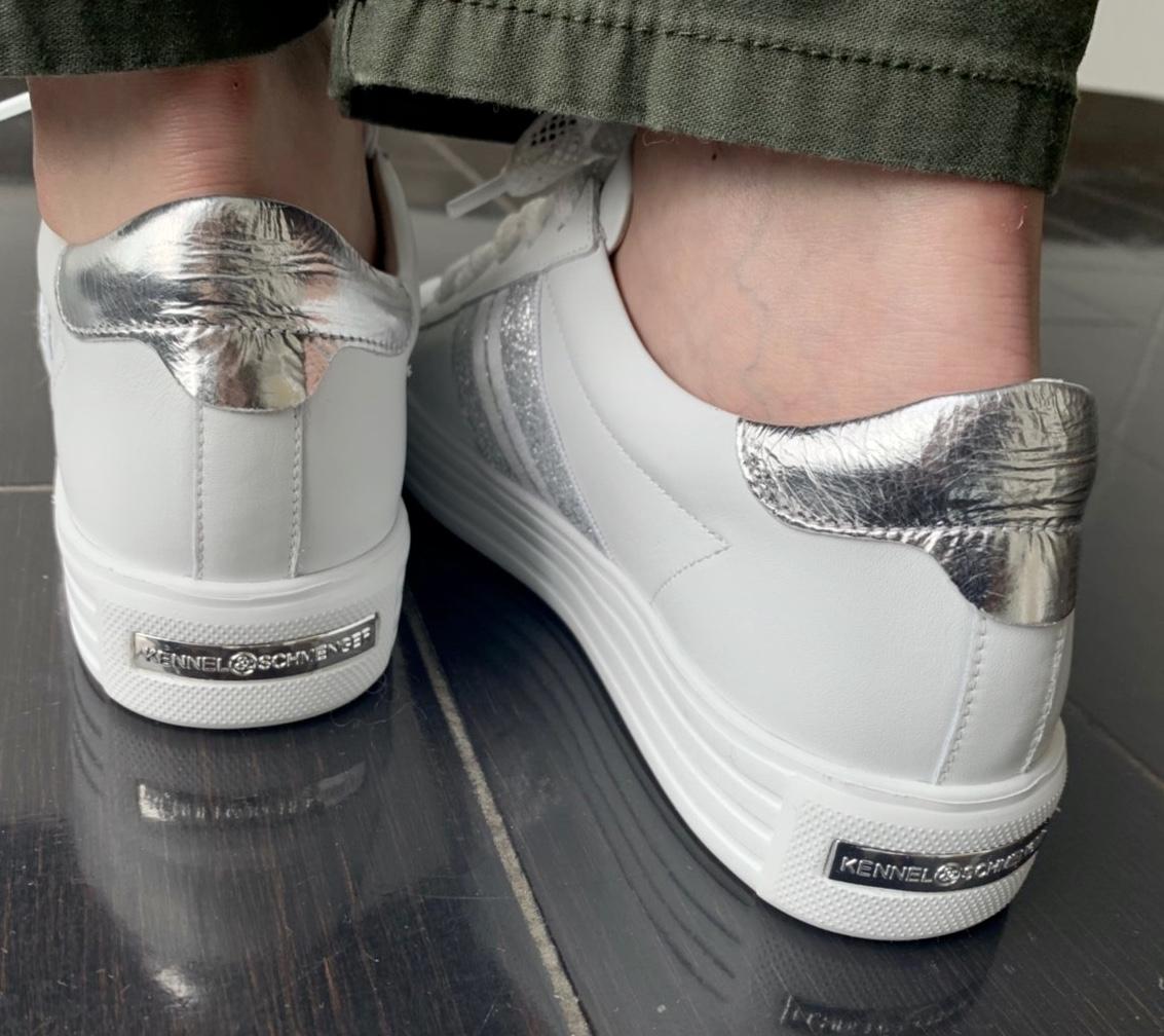 Kennel & Schmenger ケンネルシュネンガー Scrap Book スクラップブック アトネックバイスクラップブック 有楽町マルイ 可愛い ドイツブランド ドイツ製 牛革 軽いスニーカー スニーカー sneaker 靴 シューズ トレンド