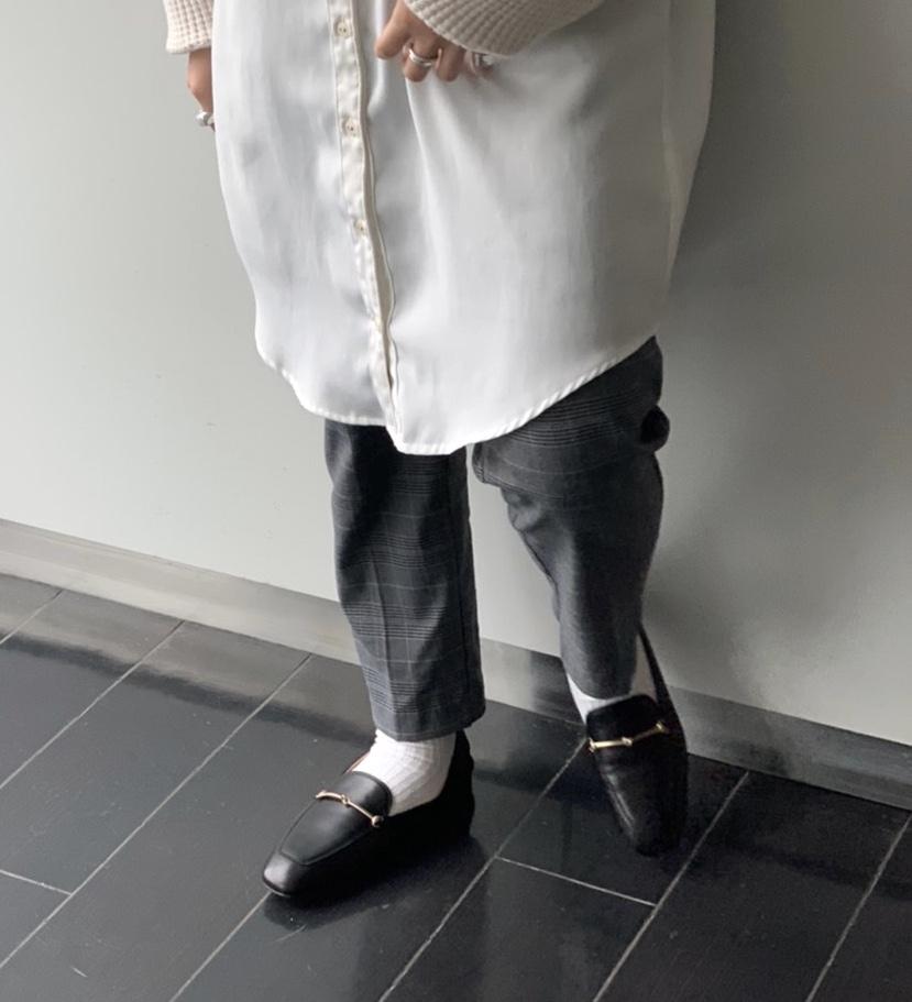 ScrapBook スクラップブック 有楽町 有楽町マルイ FABIO RUSCONI ファビオ・ラスコーニ ローファー Loafer ローヒール  イタリア トレンド こなれ感 フラット 歩きやすい 可愛い おしゃれ 上品 洗練