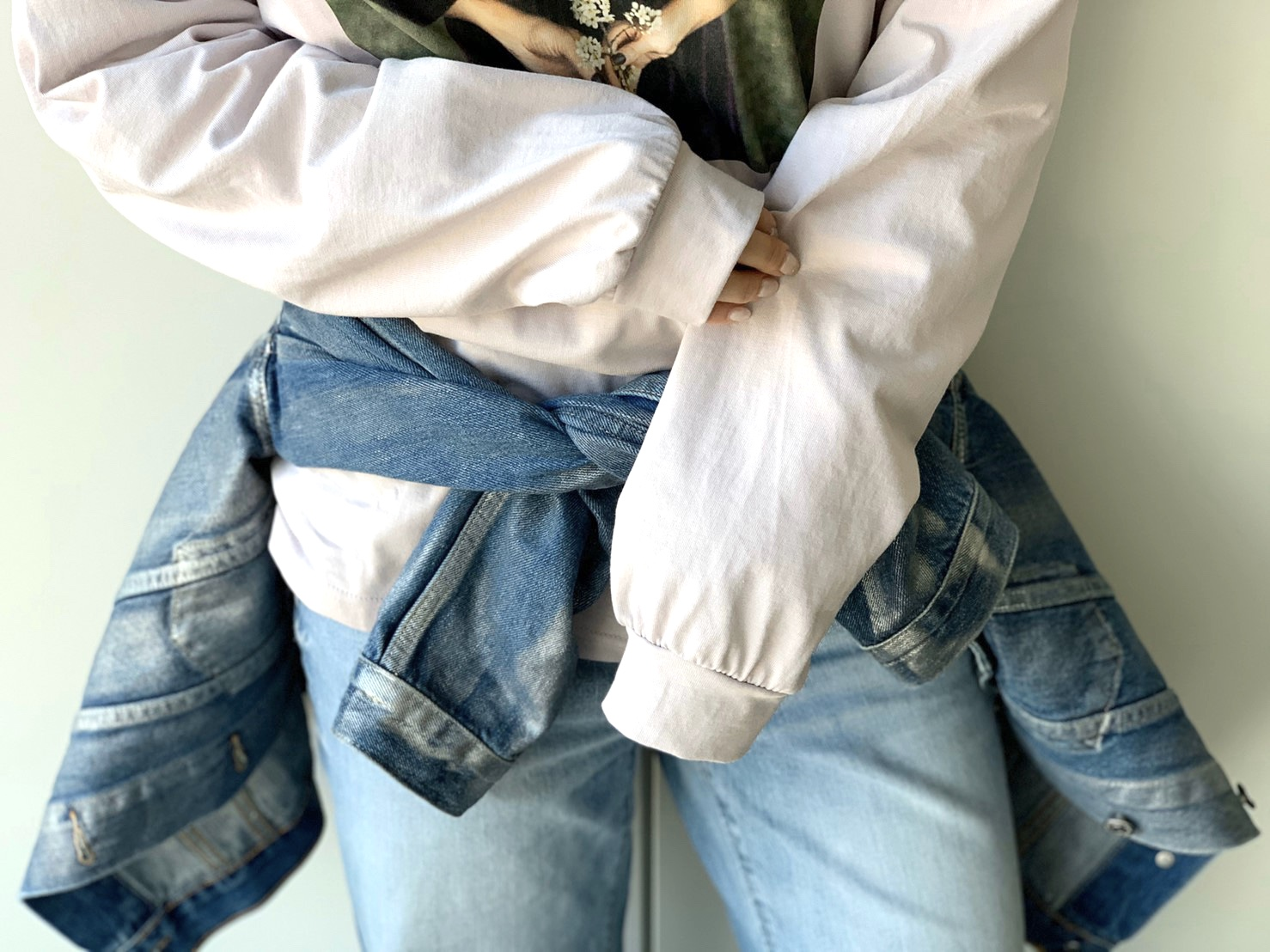 ScrapBook スクラップブック 有楽町 有楽町マルイ セレクトショップ オリジナルTシャツ プリントTシャツ ロンT 長袖 可愛い 着やすい