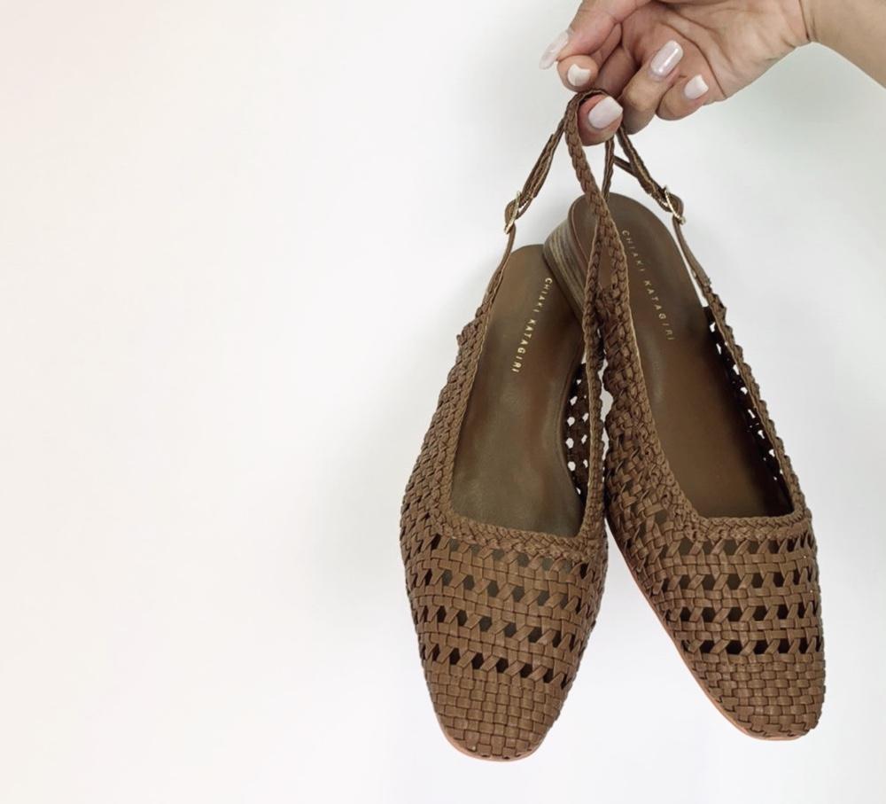 scrap book スクラップブック チアキカタギリCHIAKIKATAGIRI 日本ブランド 合成皮革 mesh メッシュ サンダル sandal ストラップサンダル strap sandal 履きやすいサンダル ベージュ beige ブラウン brown
