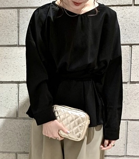 scrap book スクラップブック MILOS ミロス ショルダーバッグ shoulder bag 牛革 レザー バッグ leather bag チェーンバッグ chain bag ミニバッグ mini bag