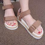 Scrap Book スクラップブック チアキカタギリ sandals サンダル ベルトサンダル 厚底 スポーツサンダル 日本ブランド