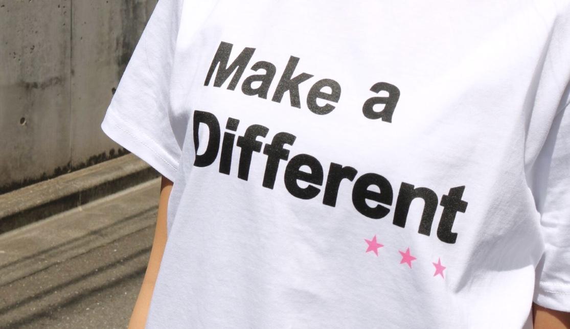 Scrap Book スクラップブック ロゴTシャツ Tシャツ オリジナル 日本ブランド 綿100% 三つ星 星 半袖Tシャツ